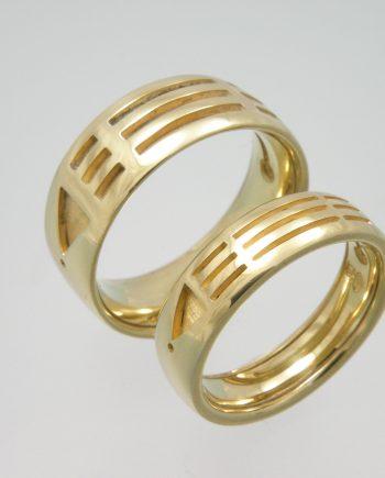 Inverso ringen atlantisring